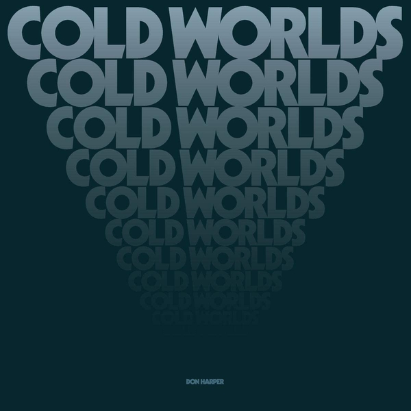 Don Harper - Cold Worlds Vinyl