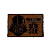 Star Wars Darth Vader 'Welcome to the Dark Side' Door Mat