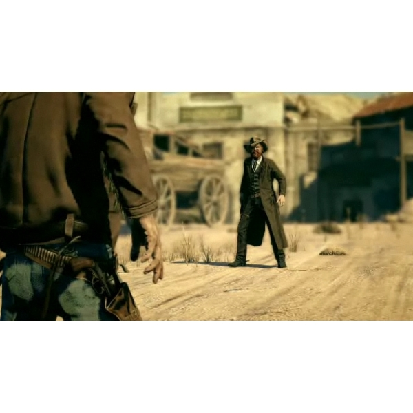 Call Of Juarez Bound In Blood Game Xbox 360 - Image 3