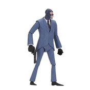 Blu Spy (Team Fortress) Neca Action Figure