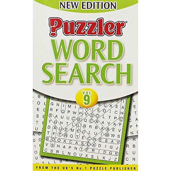 WORDSEARCH VOL 9  Paperback 2018