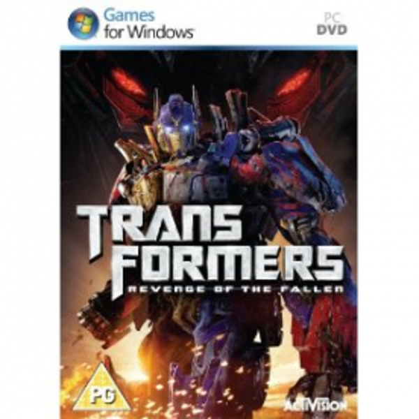 Transformers 2 Revenge Of The Fallen Game PC