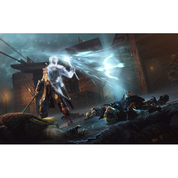 Middle-Earth Shadow of Mordor Xbox 360 Game - Image 6