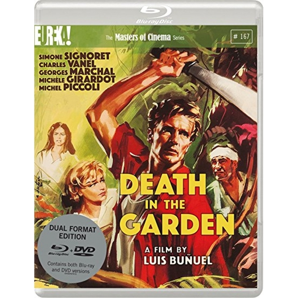 Death in the Garden Masters of Cinema Blu-ray & DVD