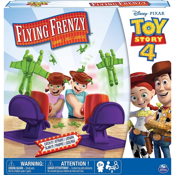 Toy Story 4 - Flying Frenzy Catapult Games