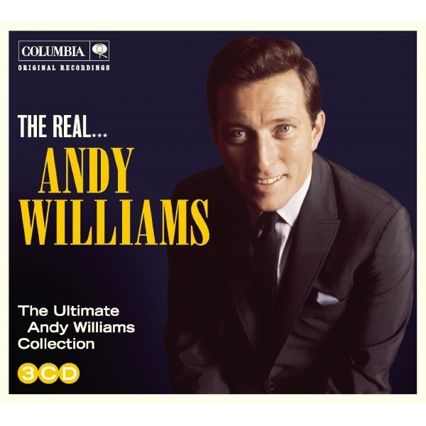 Andy Williams - The Real Andy Williams CD
