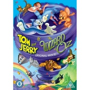 Tom and Jerry: The Wizard of Oz DVD