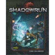 Shadowrun RPG 5th Edition Hardcover