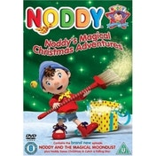 Noddy Noodys Magical Christmas Adventures DVD