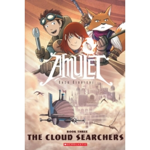 The Cloud Searchers : 3