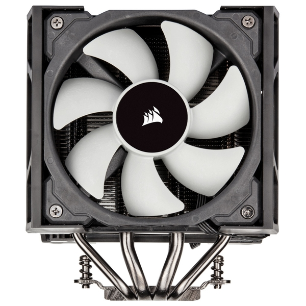 CORSAIR A500 High Performance 120mm Twin Fan CPU Cooler (CT-9010003-WW)