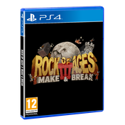 Rock of Ages 3 Make & Break PS4 Game