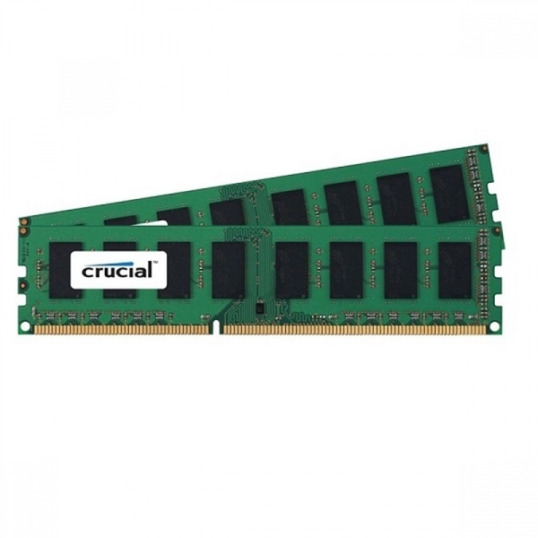 Crucial 8GB Kit (4GBx2) DDR3 ECC UDIMM