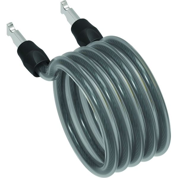 OnGuard Revolver Coil Cable 1200 x 12mm