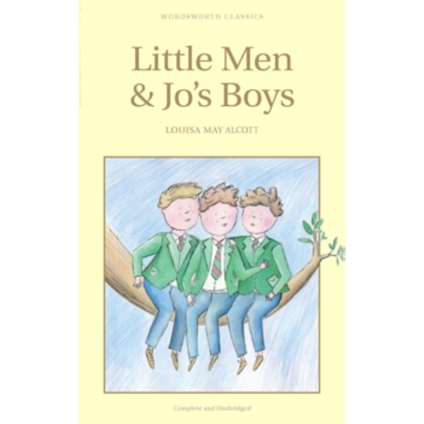Little Men & Jo's Boys by Louisa May Alcott (Paperback, 2009)