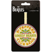 The Beatles - Sgt. Pepper Logo Luggage Tag - Image 2