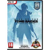 Rise of the Tomb Raider 20 Year Celebration Limited Edition PC Game