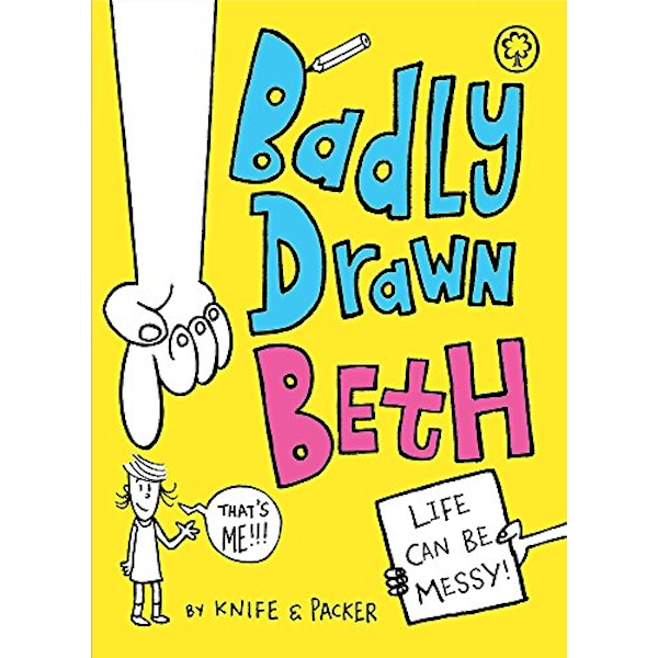 Badly Drawn Beth: Book 1 by Jem Packer, Duncan McCoshan (Paperback, 2015)