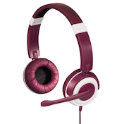 Hama Dispersion Headset Purple 00051675