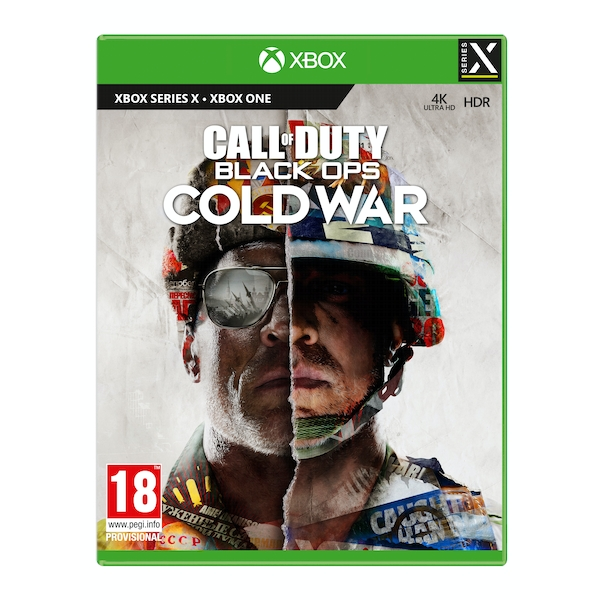 Call of Duty Black Ops Cold War Xbox Series X Game