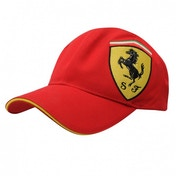 Ferrari Alonso Name Cap