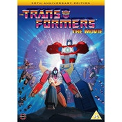 Transformers The Movie 30th Anniversary Edition DVD
