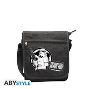 Star Wars - Troopers Small  - White Hook Messenger Bag