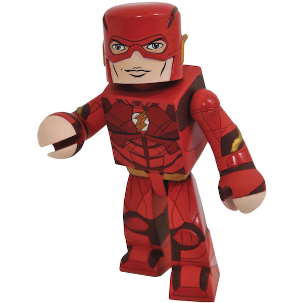 The Flash (Justice League Movie) Vinimates Figure