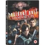 Resident Evil Damnation DVD + UV Copy
