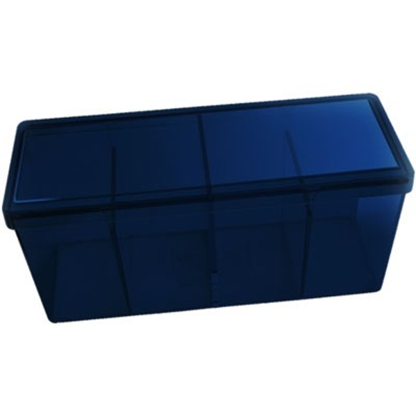 Dragon Shield Storage Box With 4 compartments - Blue