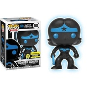 Wonder Woman Glow In The Dark (Justice League) Funko Pop! Vinyl Figure #08