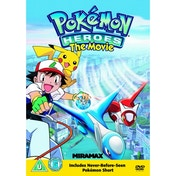 Pokemon Heroes DVD