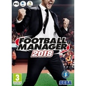 Football Manager 2018 PC & MAC & Linux Game