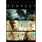 The Tempest Mirren DVD