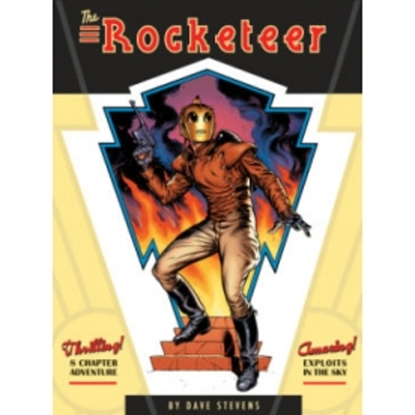 The Rocketeer: The Complete Collection by Dave Stevens (Hardback, 2009)