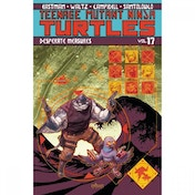Teenage Mutant Ninja Turtles  Ongoing: Volume 17: Desperate Measures