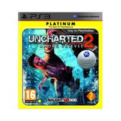 Uncharted 2 Among Thieves Game (Platinum) PS3