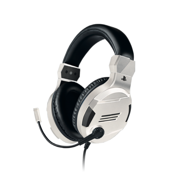 Official Playstation Gaming Headset V3 White for PS4