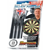 Harrows Bristow Silver Arrow Darts 24 gram
