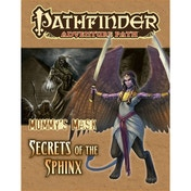 Pathfinder Adventure Path: Mummy's Mask Part 4 - Secrets of the Sphinxx