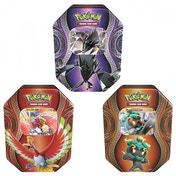 Pokemon TCG 2017 Mysterious Powers Fall Tin