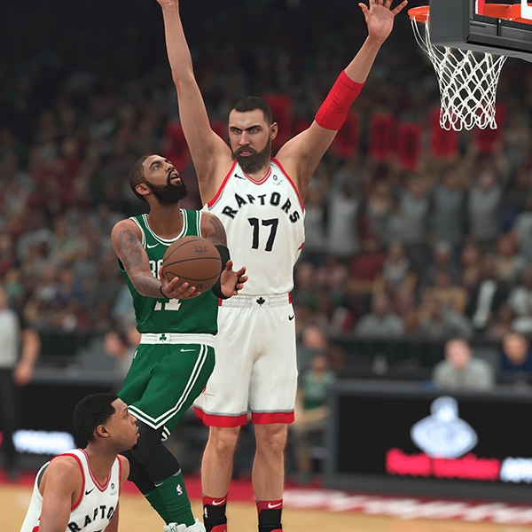 NBA 2K19 PS4 Game - Image 2
