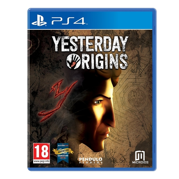 Yesterday Origins PS4 Game