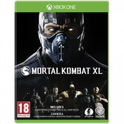 (Damaged Packaging) Mortal Kombat XL Xbox One Game Used - Like New