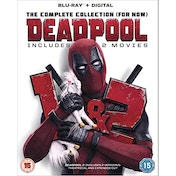 Deadpool 1 & 2 Double Pack Blu-ray