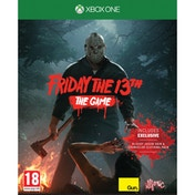 Friday The 13th Xbox One Game
