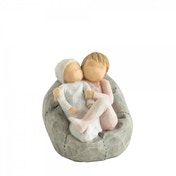 My New Baby Blush (Willow Tree) Figurine