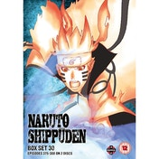 Naruto Shippuden Box 30 (Episodes 375-387) DVD