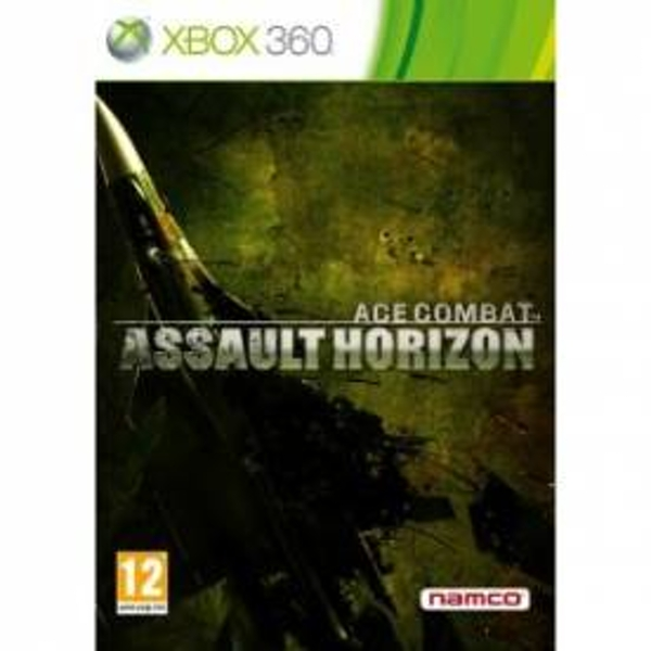Ace Combat Assualt Horizon Game Xbox 360