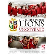 British and Irish Lions 2017: Lions Uncovered DVD